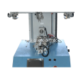 Servo registering cylinder screen printing machine